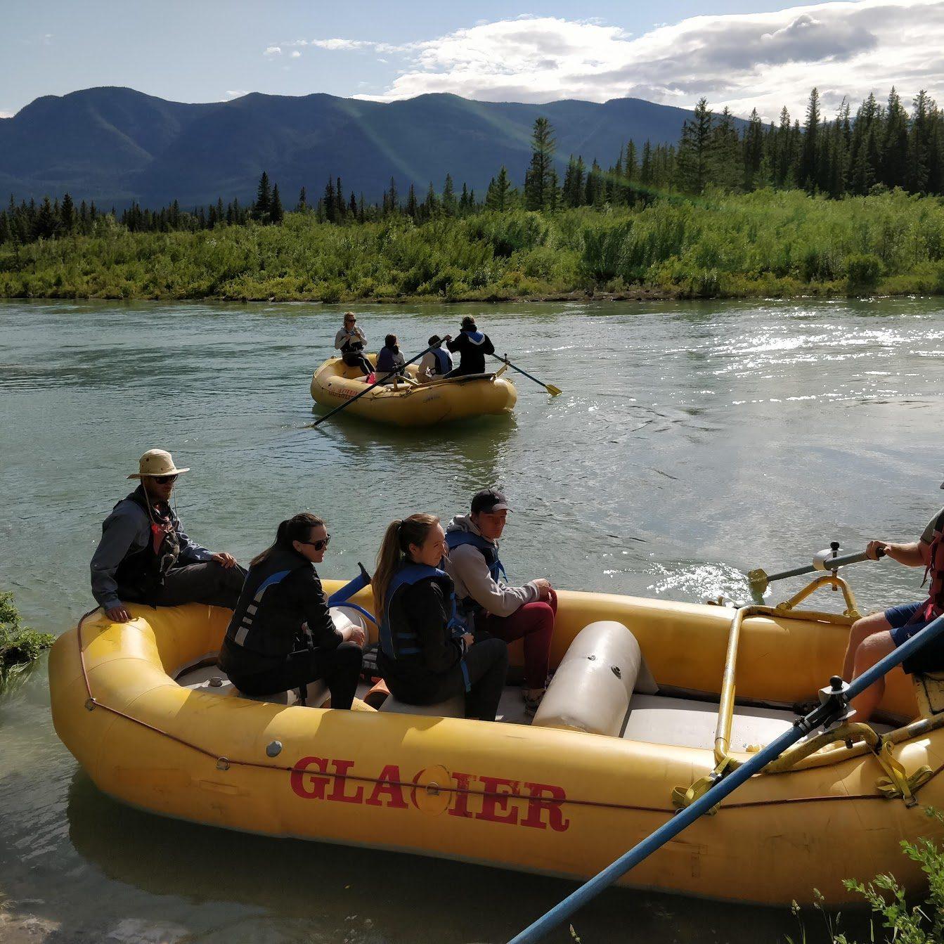 Fairmont Raft